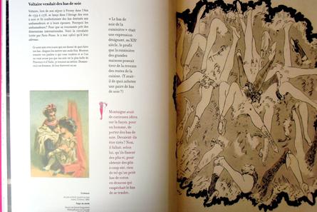 Beau livre pour Gawsewitch (pages intérieures)