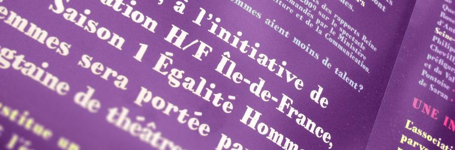 4 pages Égalité Femmes-Hommes