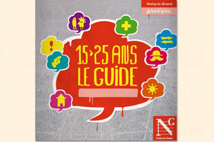 Couverture guide jeunesse Noisy-le-Grand