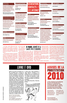 Mise en page journal promotionnel