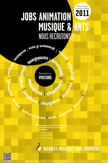 Affiche VMSF © Marie Planques