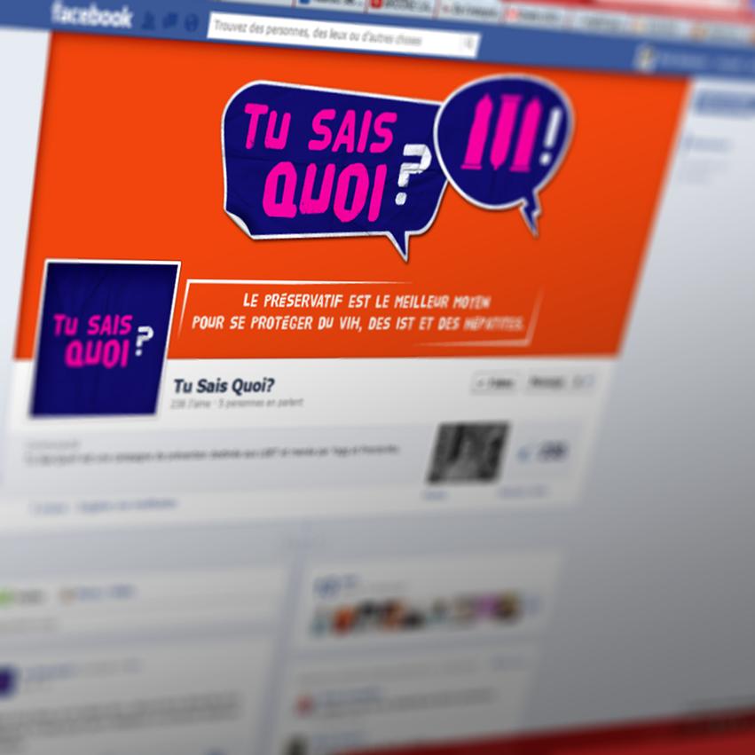 Bandeau réseaux sociaux pour campagne Yagg